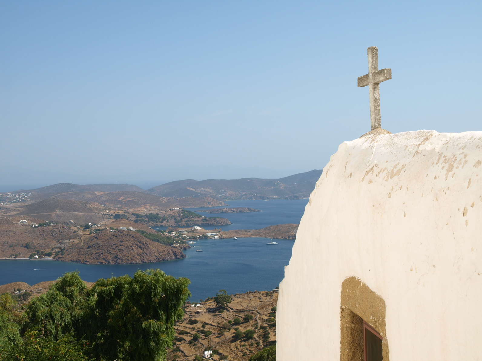 pelerinage ile de patmos