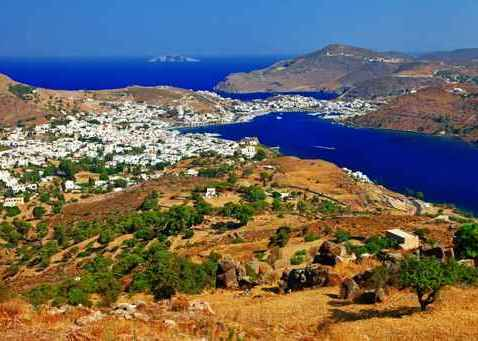 Pèlerinage Patmos